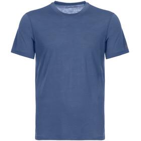 super.natural Base Tee 140 - Sous-vêtement Homme - bleu